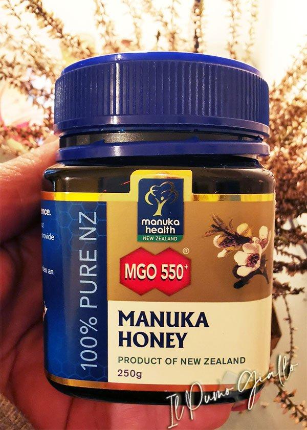 rafforzare il sistema immunitario con la fitoterapia miele di Manuka