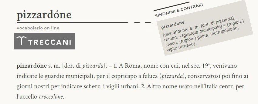 pizzardone