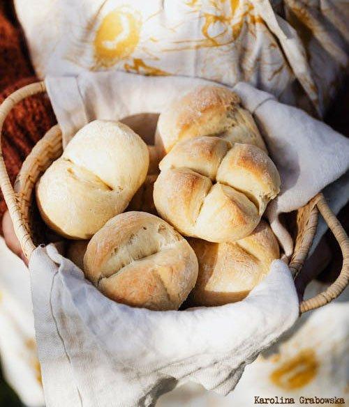 la croce sul pane