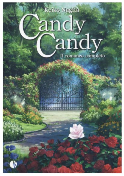 Candy Candy il romanzo completo