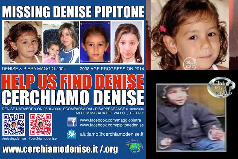 Denise Pipitone e nuovi elementi per il cold case del 2004