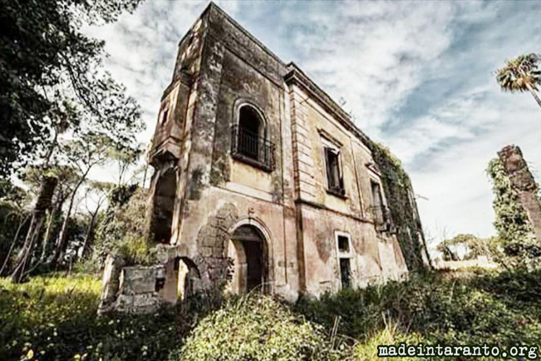 La villa della Contessa di Talsano e la loro tragica fine