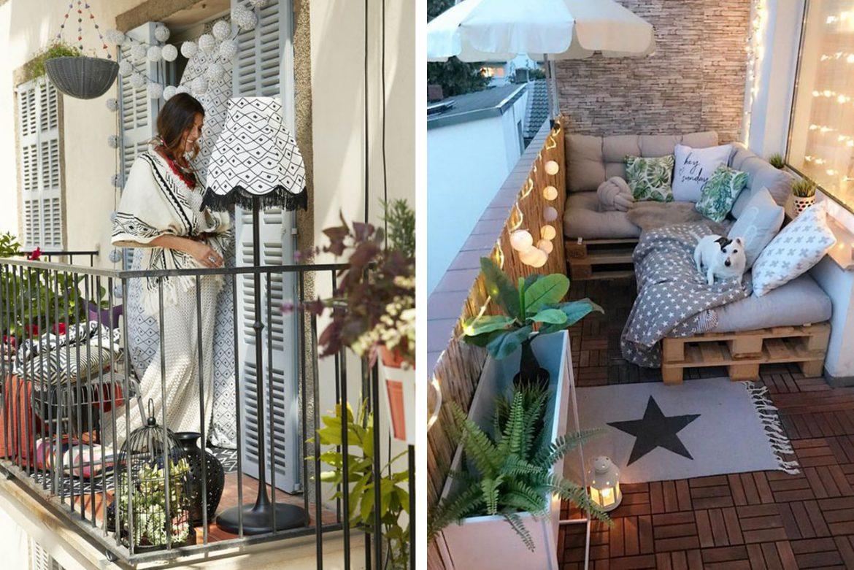 Come arredare un balcone piccolo? Le dritte strategiche!