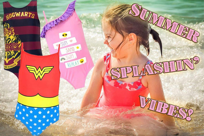 Costumi da mare e piscina per bambina, selezionati da noi