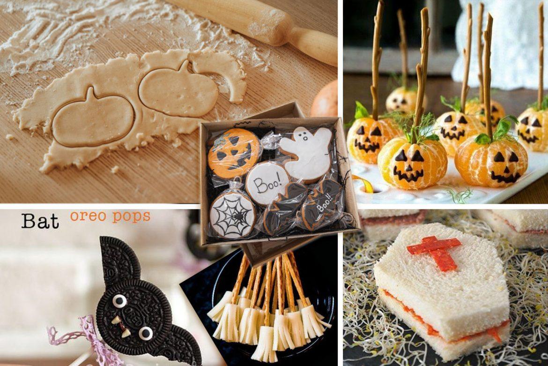 Cibi a tema Halloween, ecco 15 idee facili e gustose