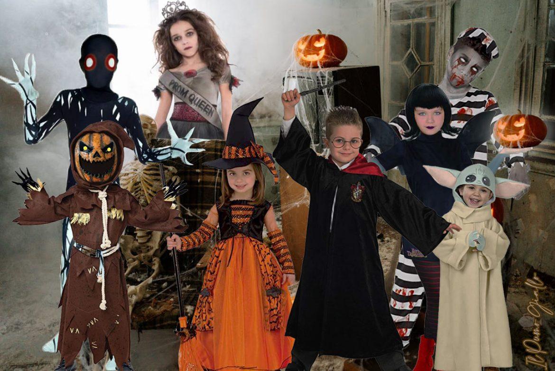 Costumi di Halloween per bambini e ragazzi